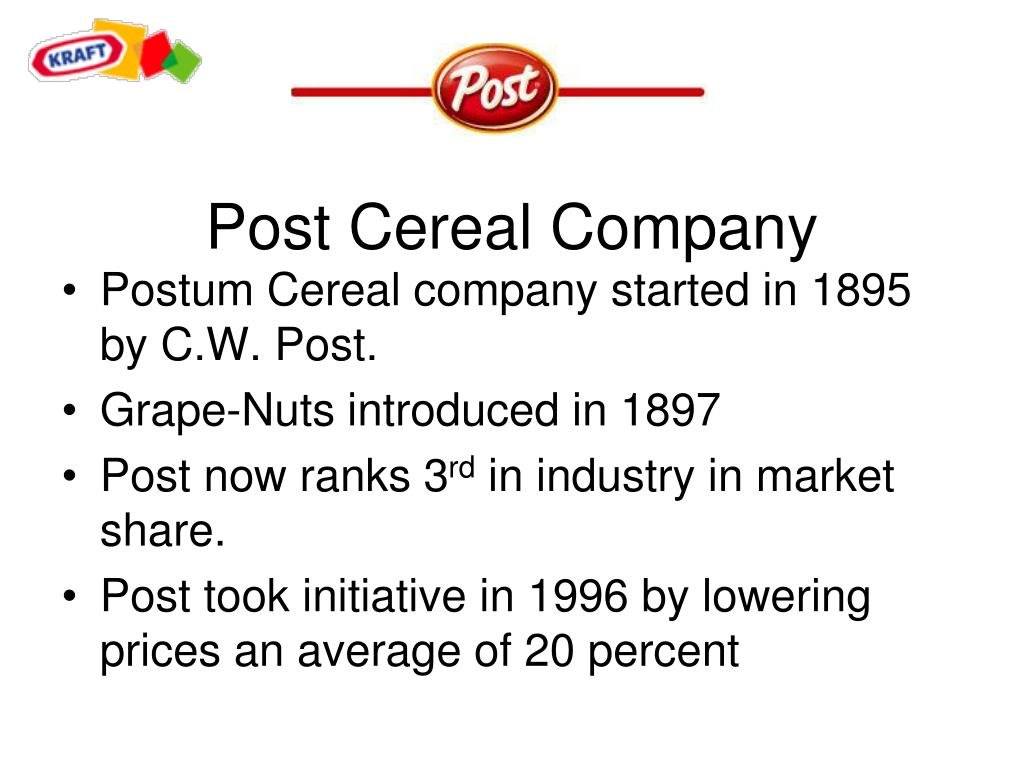 Post Cereal Company