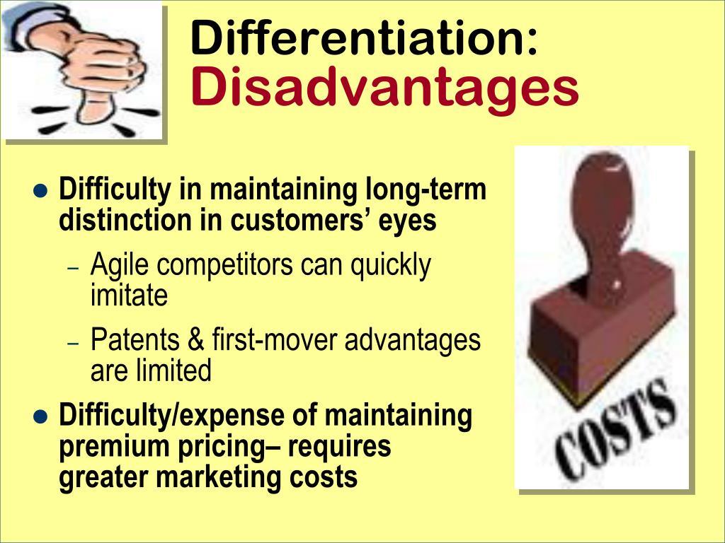 Differentiation: