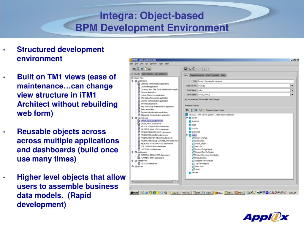 Integra: Object-based