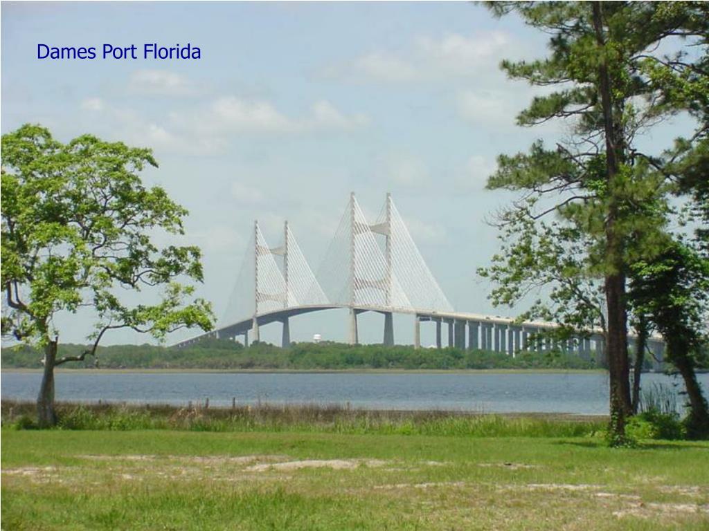 Dames Port Florida