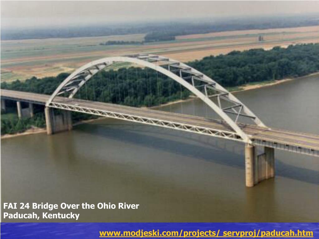 FAI 24 Bridge Over the Ohio River