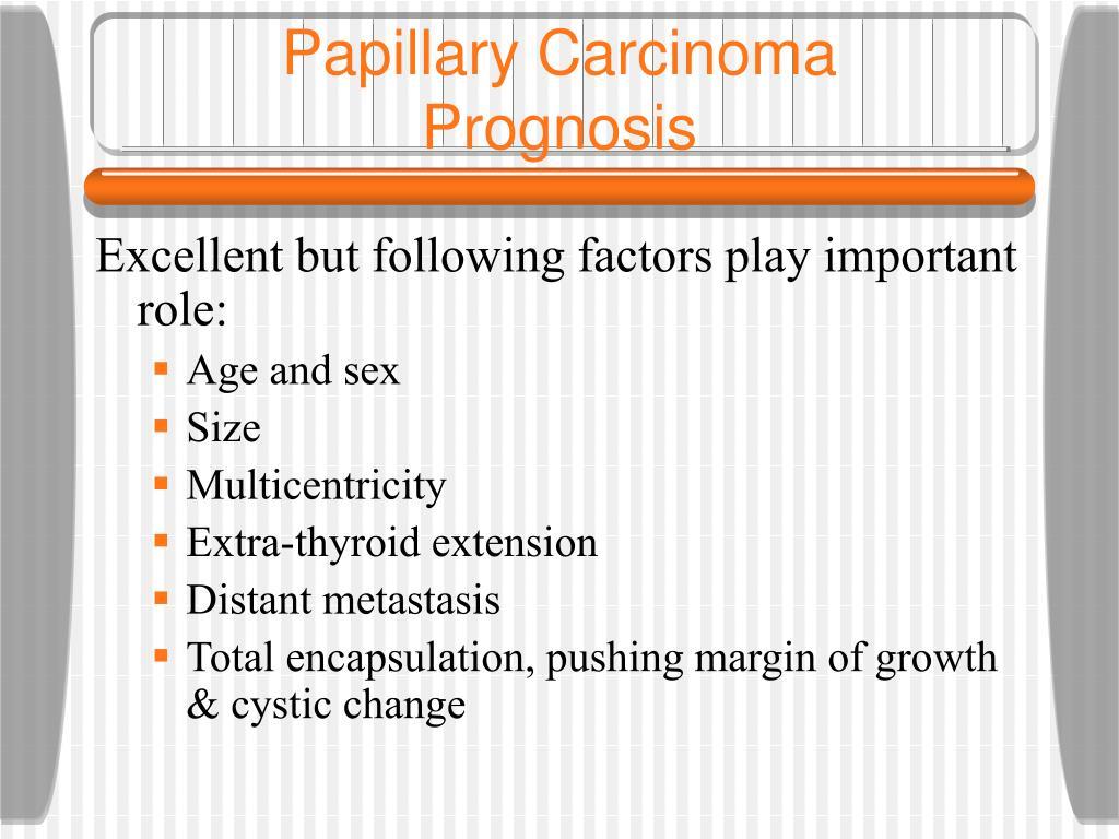 Papillary Carcinoma