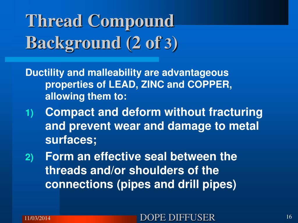 Thread Compound Background (2 of