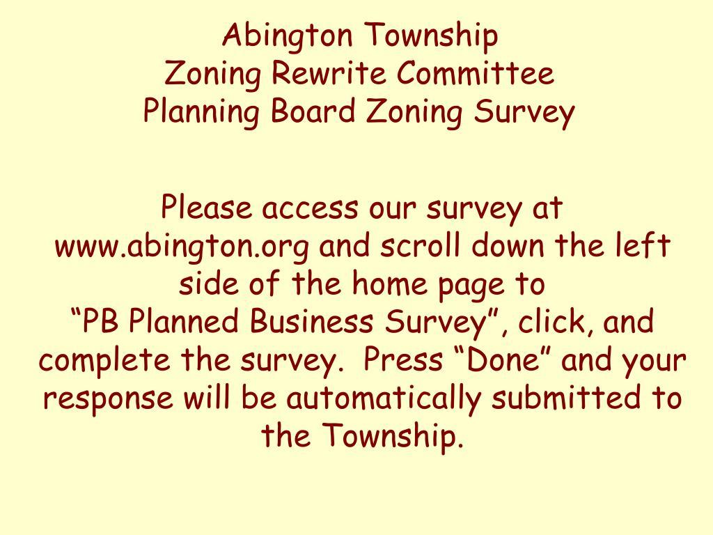 Abington Township
