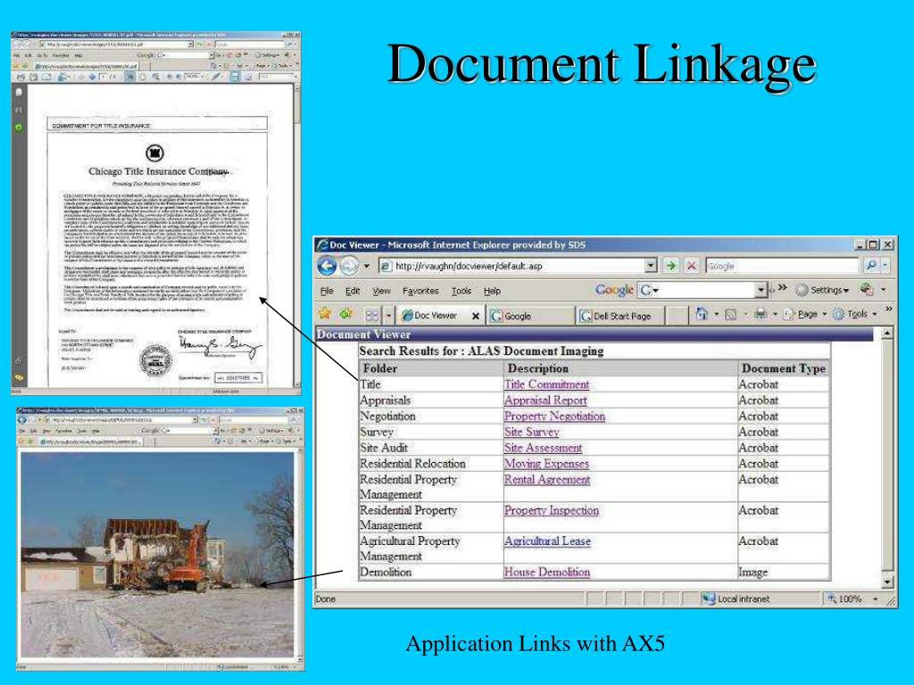 Document Linkage