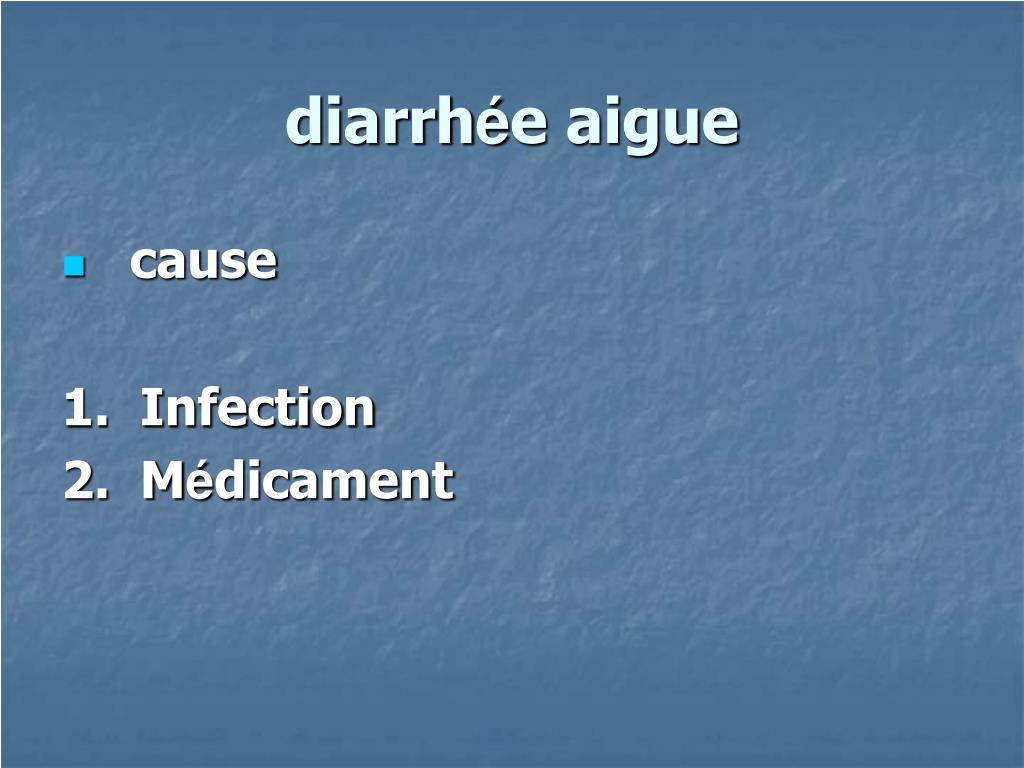 diarrh