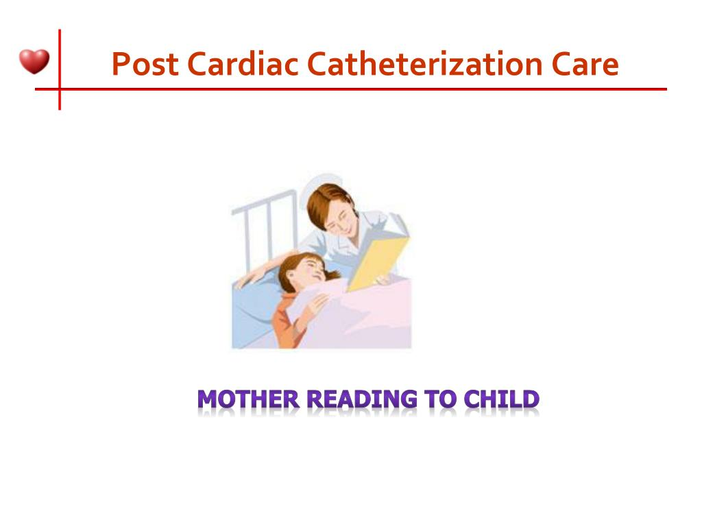 the process of cardiac catheterization After being evaluated by your cardiologist the decision to perform a  catheterization will be made the timing of the procedure is dependent on the  patient's.