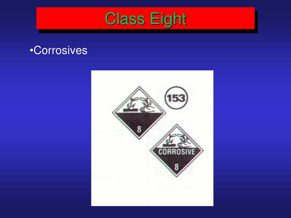 Class Eight