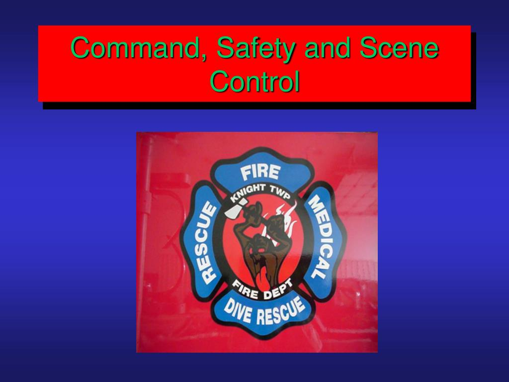 Command, Safety and Scene Control
