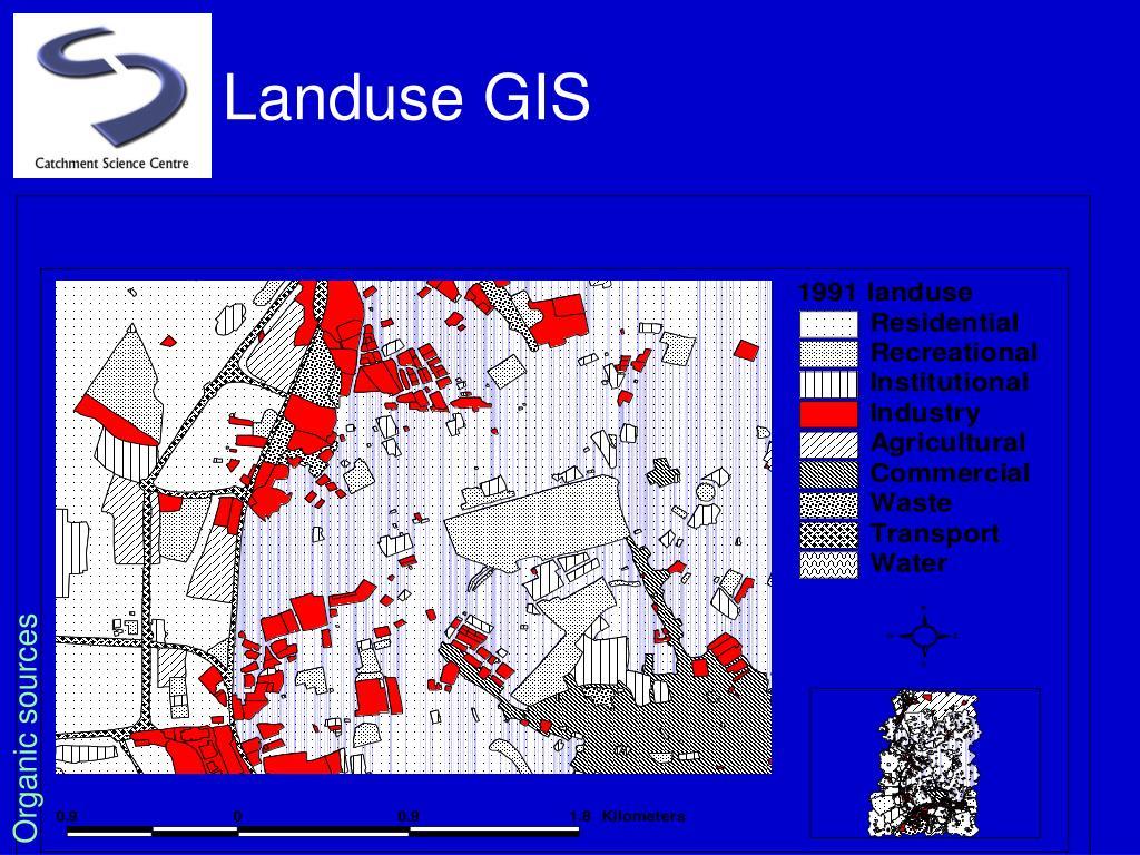 Landuse GIS