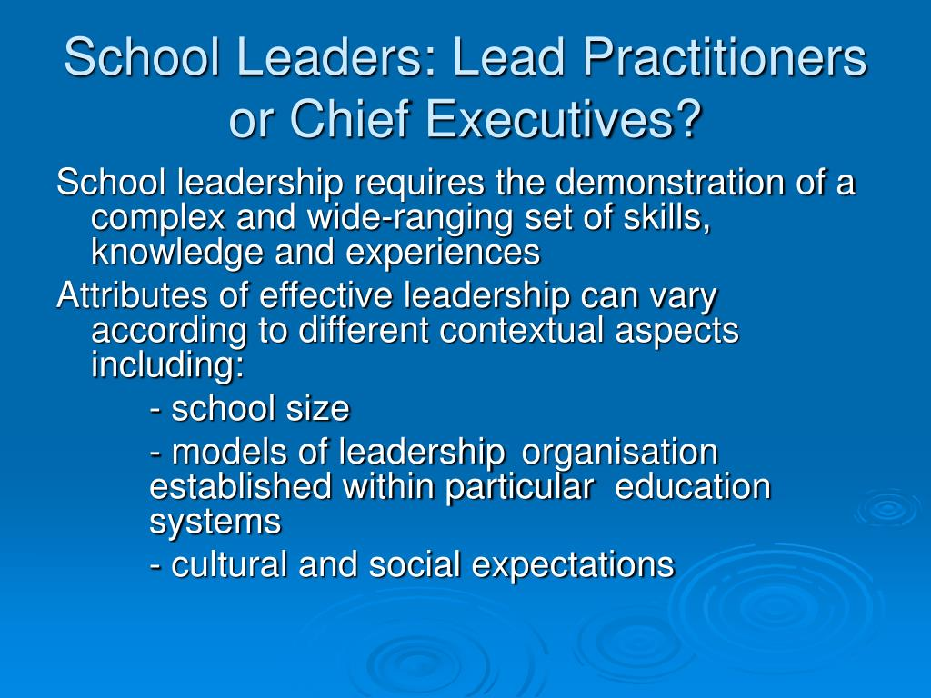 pedagogical leadership Not everything in life is certain but one thing we know for sure is that the act, and surrounding nsw, has an abundance of dedicated, highly skilled and qualified.