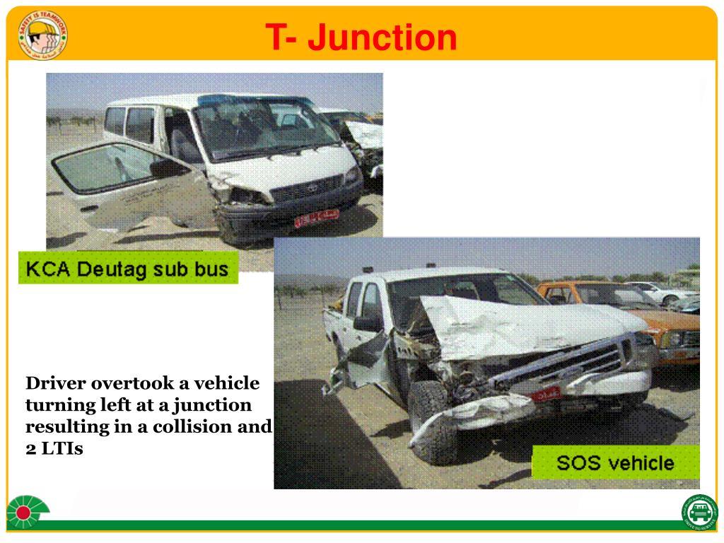T- Junction