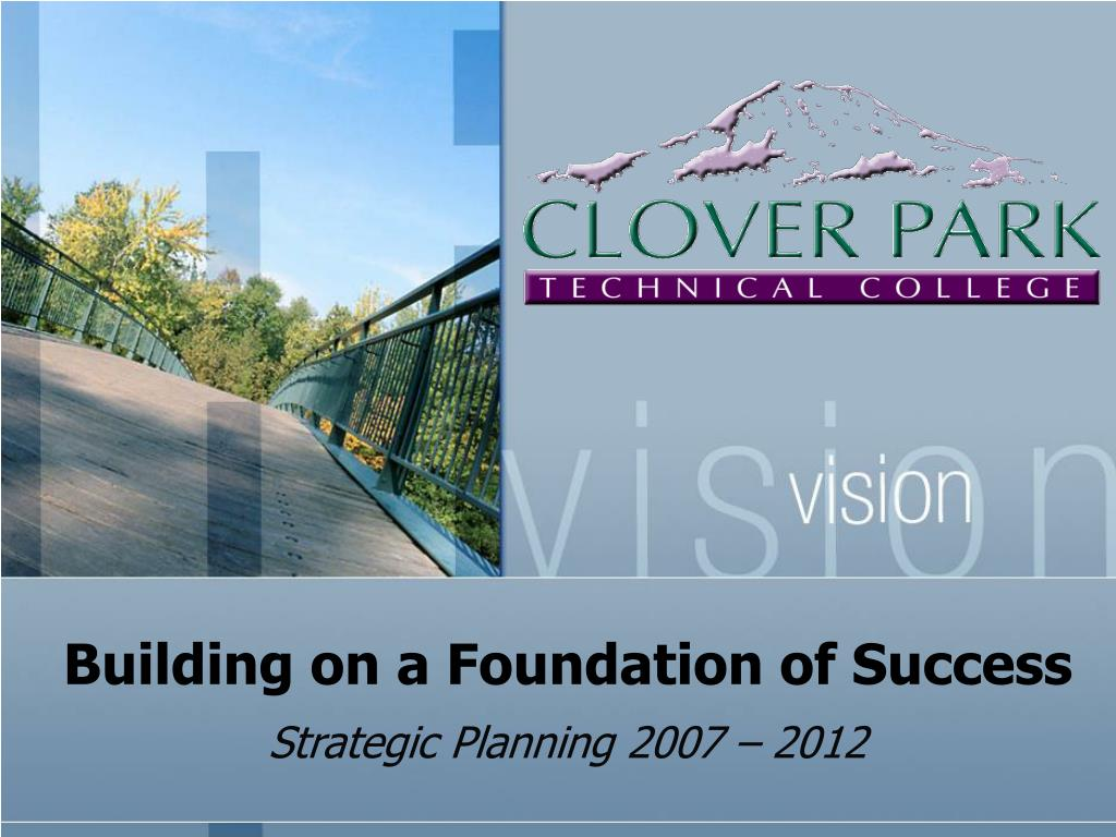 Building on a Foundation of Success