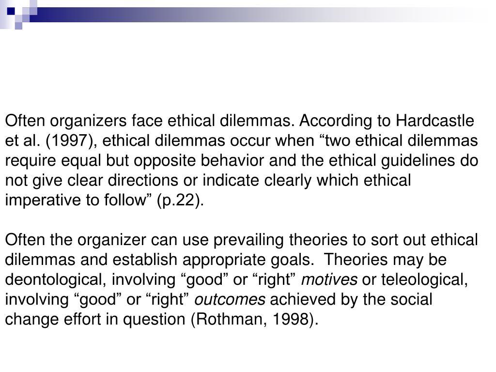 ethical behavior principle essay