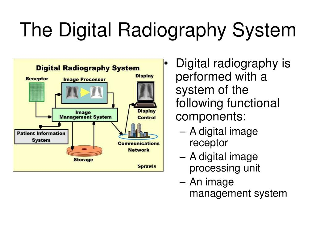 The Digital Radiography System