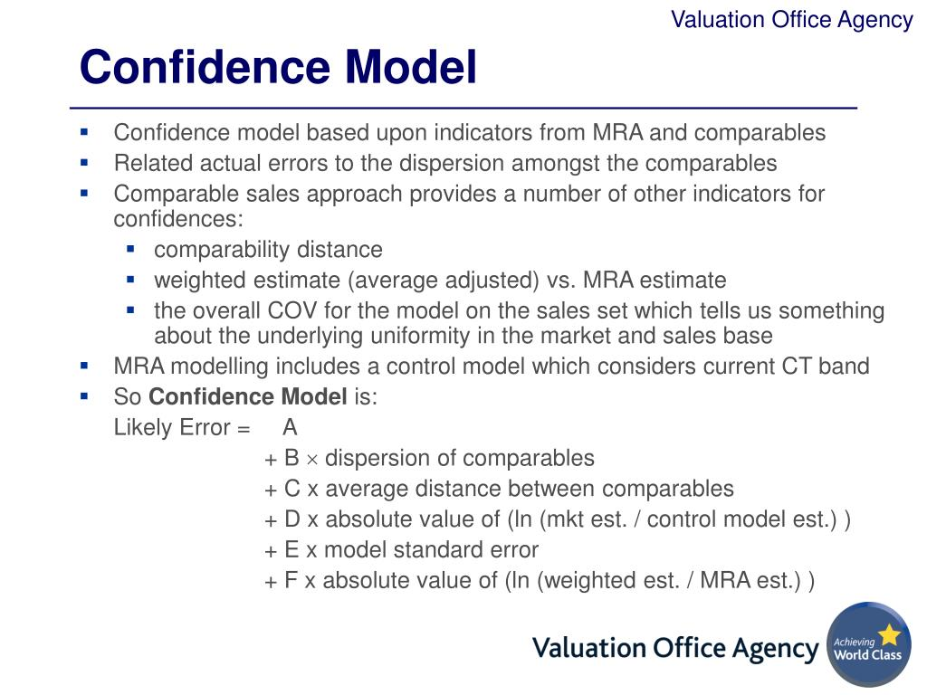 Confidence Model