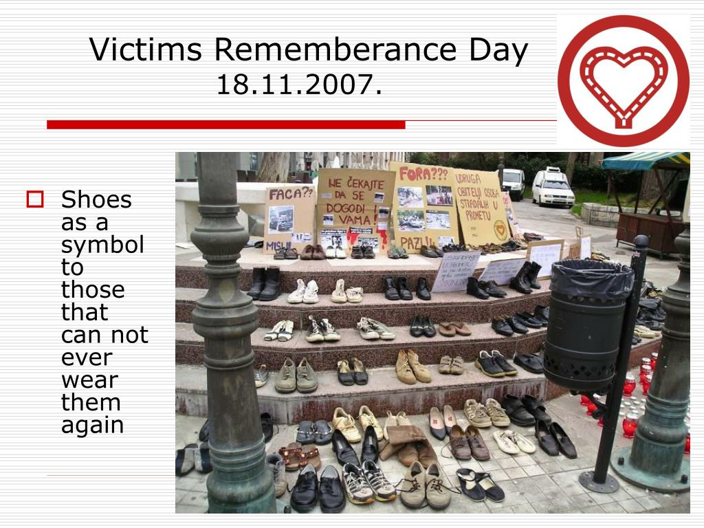 Victims Rememberance Day