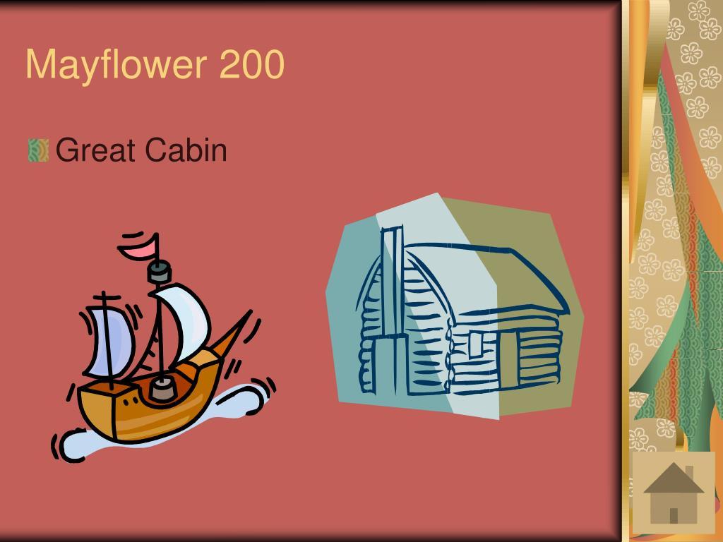 Mayflower 200