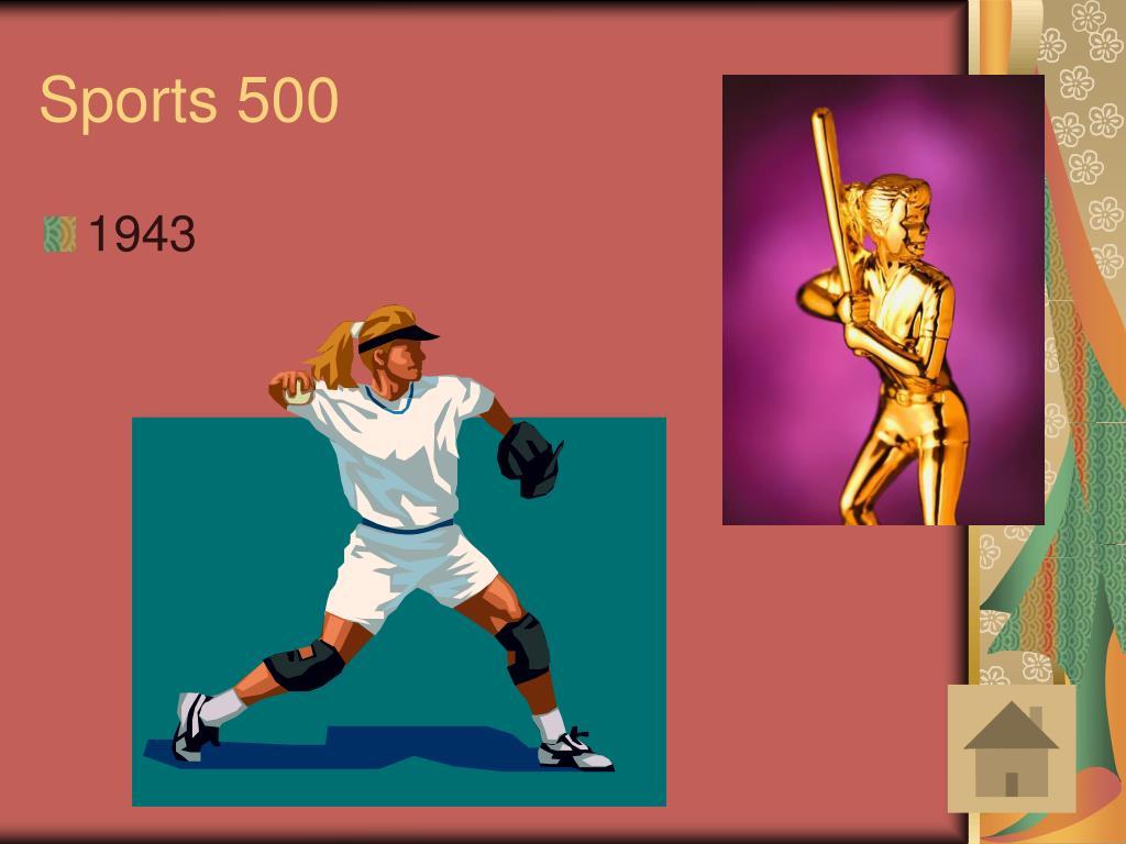 Sports 500