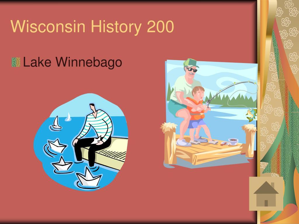 Wisconsin History 200