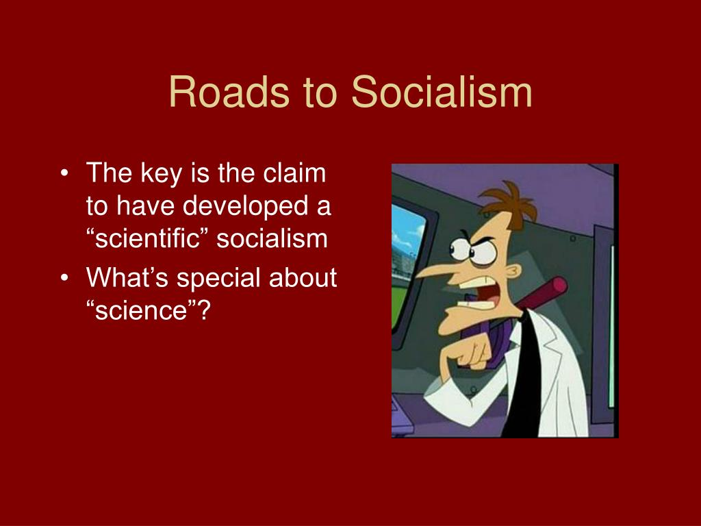 Roads to Socialism
