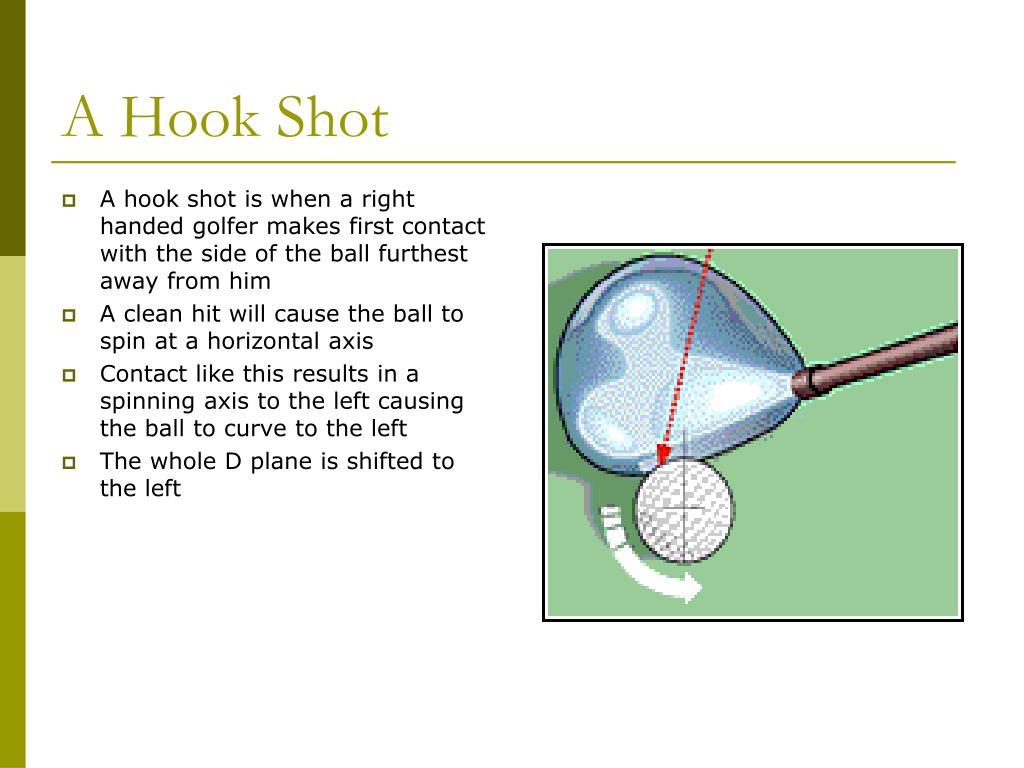 A Hook Shot