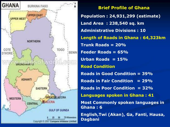 Brief Profile of Ghana