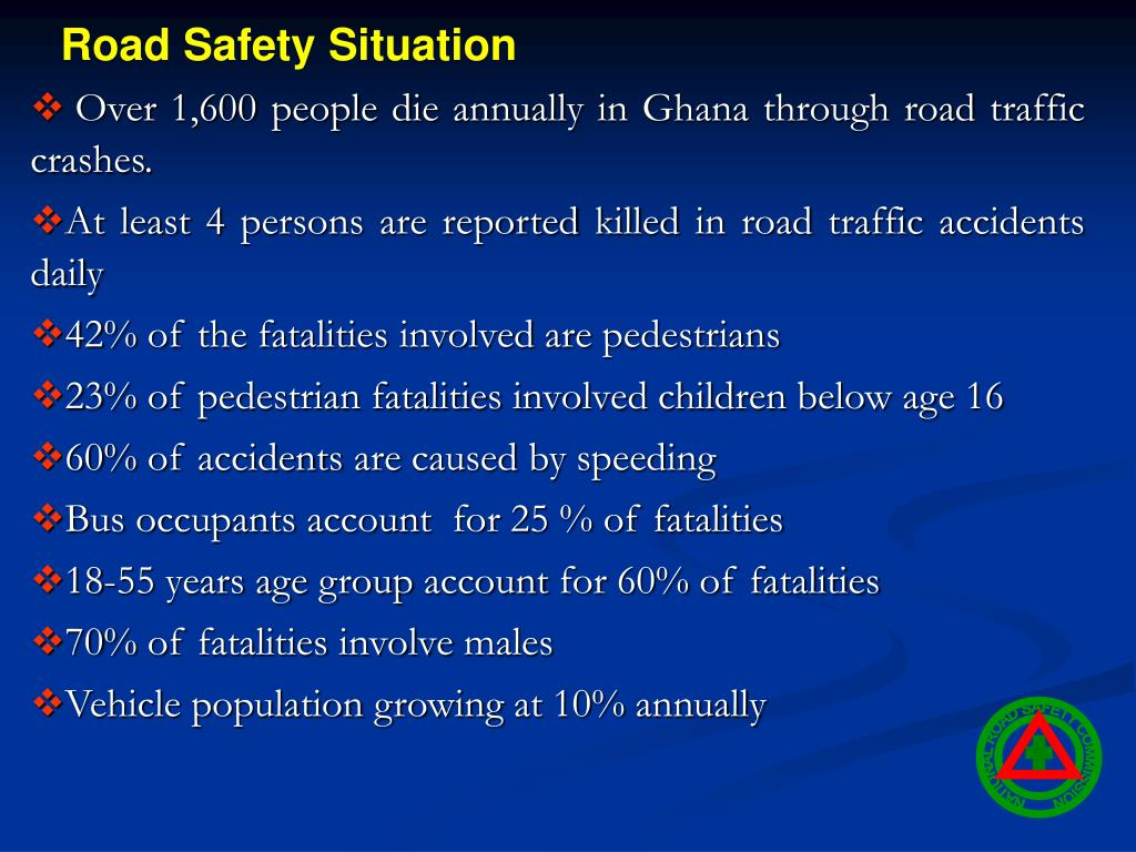 Road Safety Situation