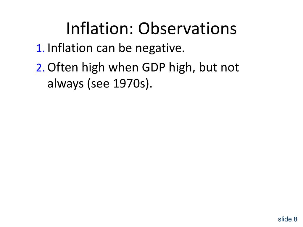 Inflation: Observations