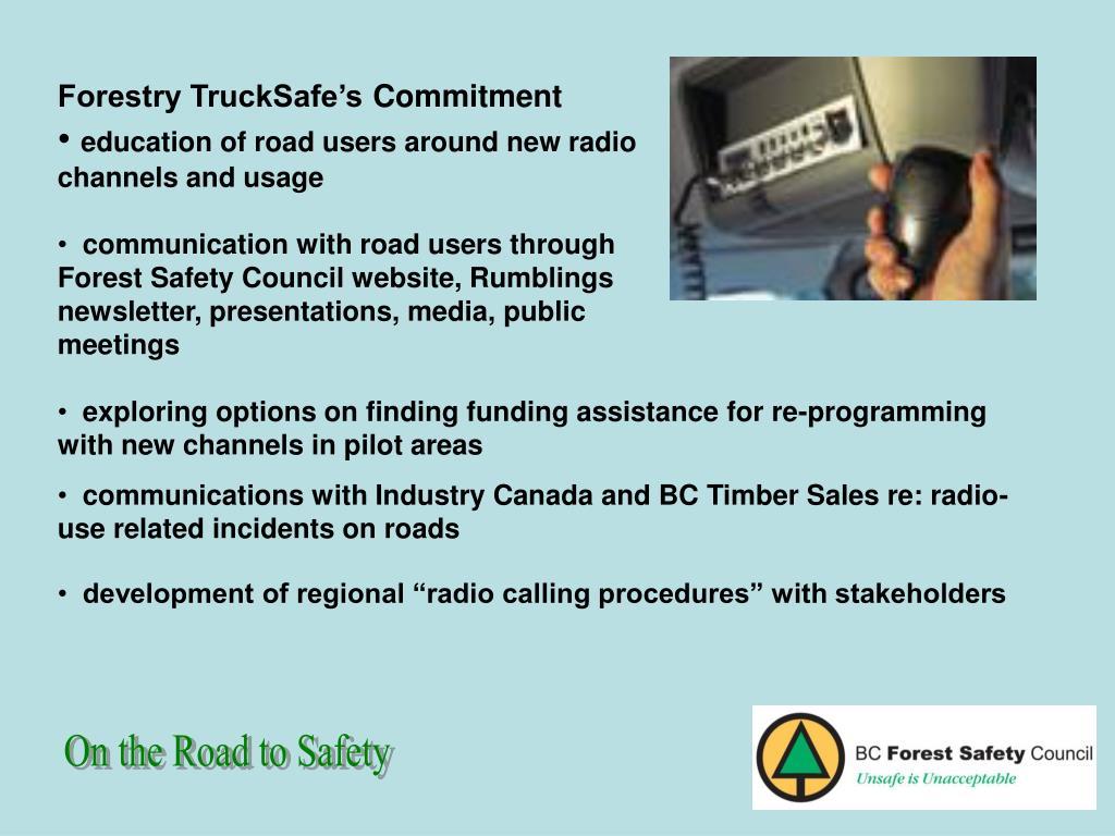 Forestry TruckSafe's