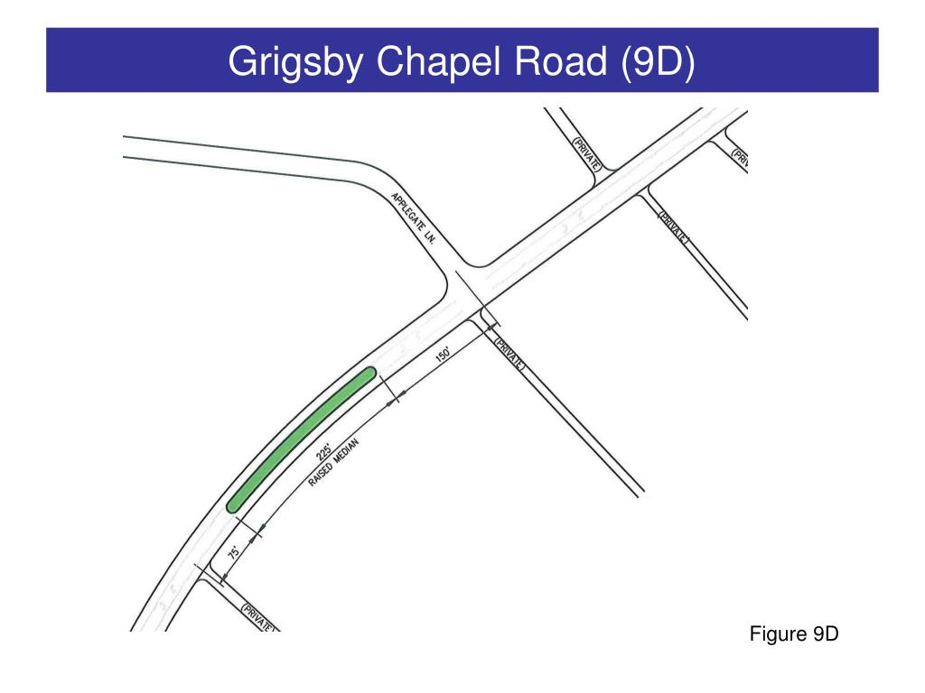 Grigsby Chapel Road (9D)