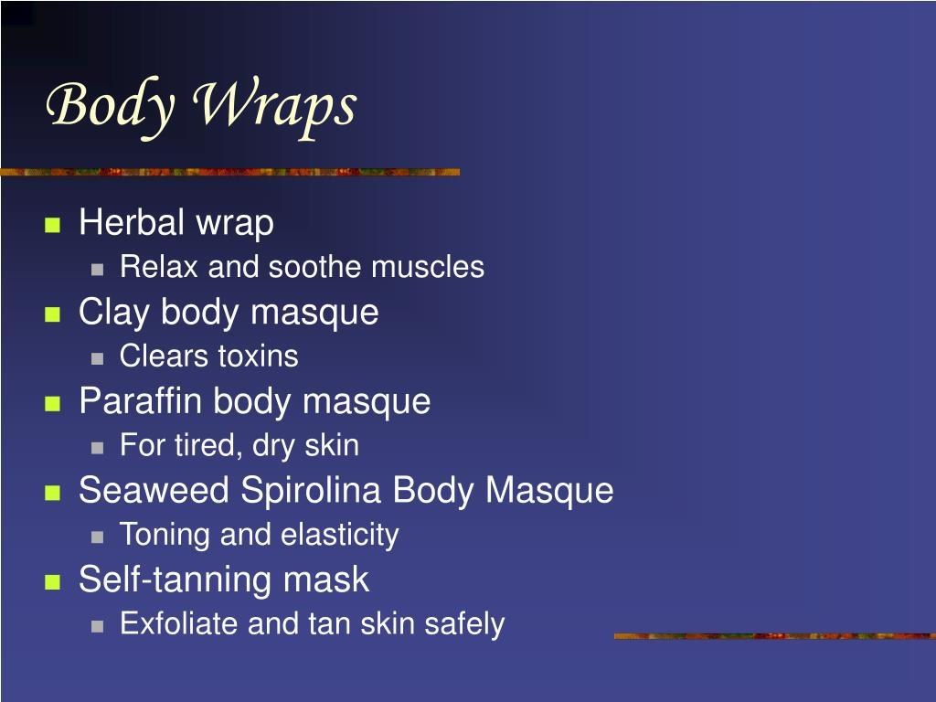Body Wraps
