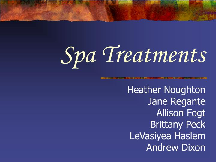 Spa treatments l.jpg