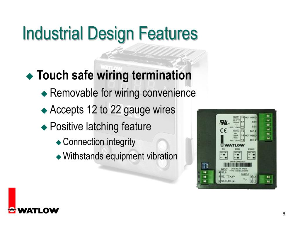 Industrial Design Features