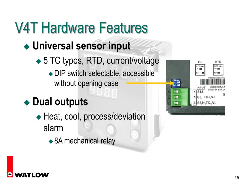 V4T Hardware Features