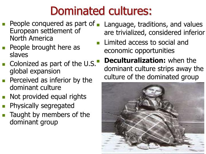 Dominated cultures l.jpg