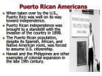 puerto rican americans