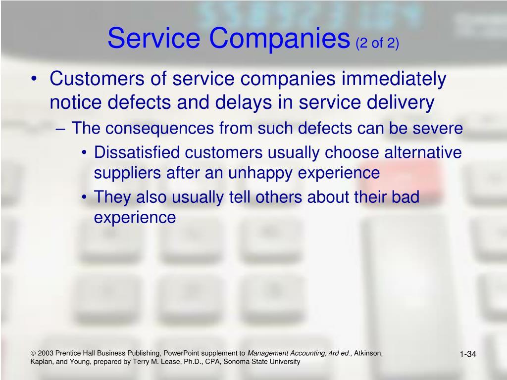 Service Companies