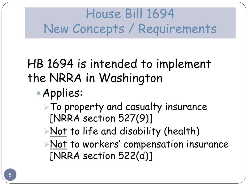 House Bill