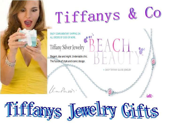 Tiffanys & Co