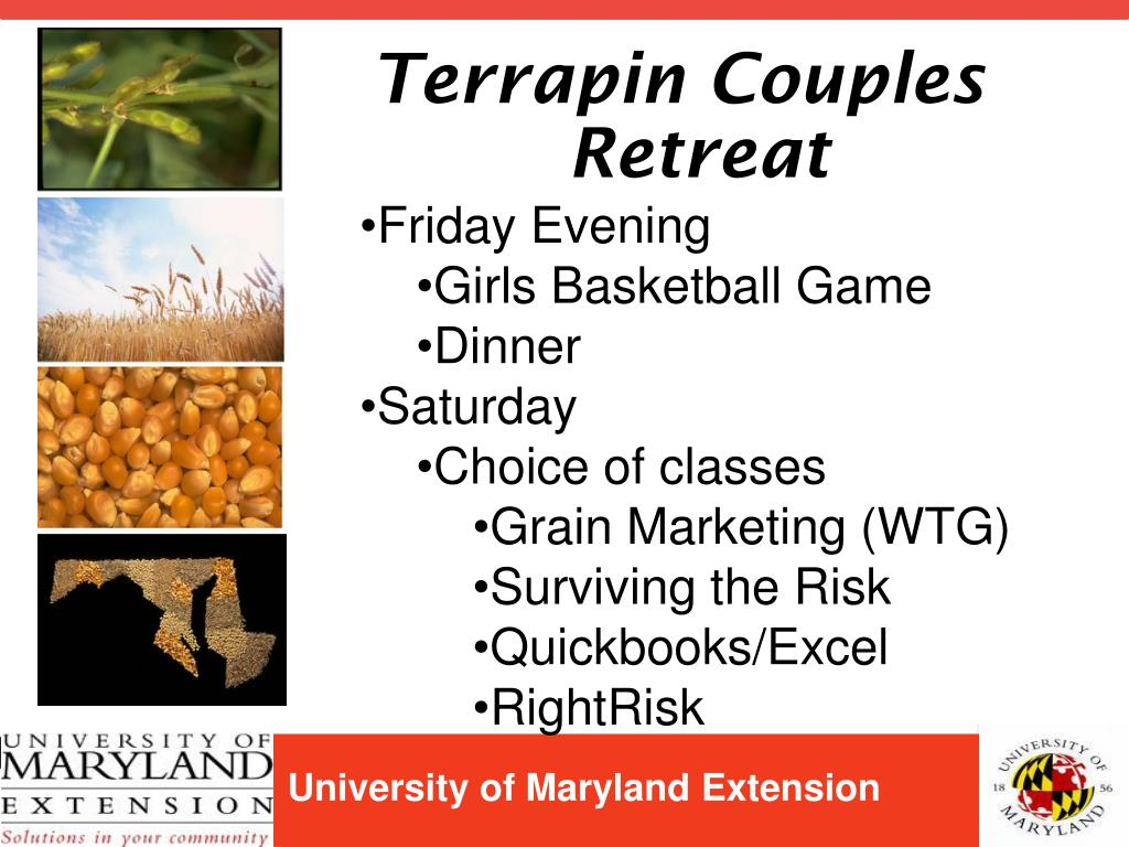 Terrapin Couples Retreat