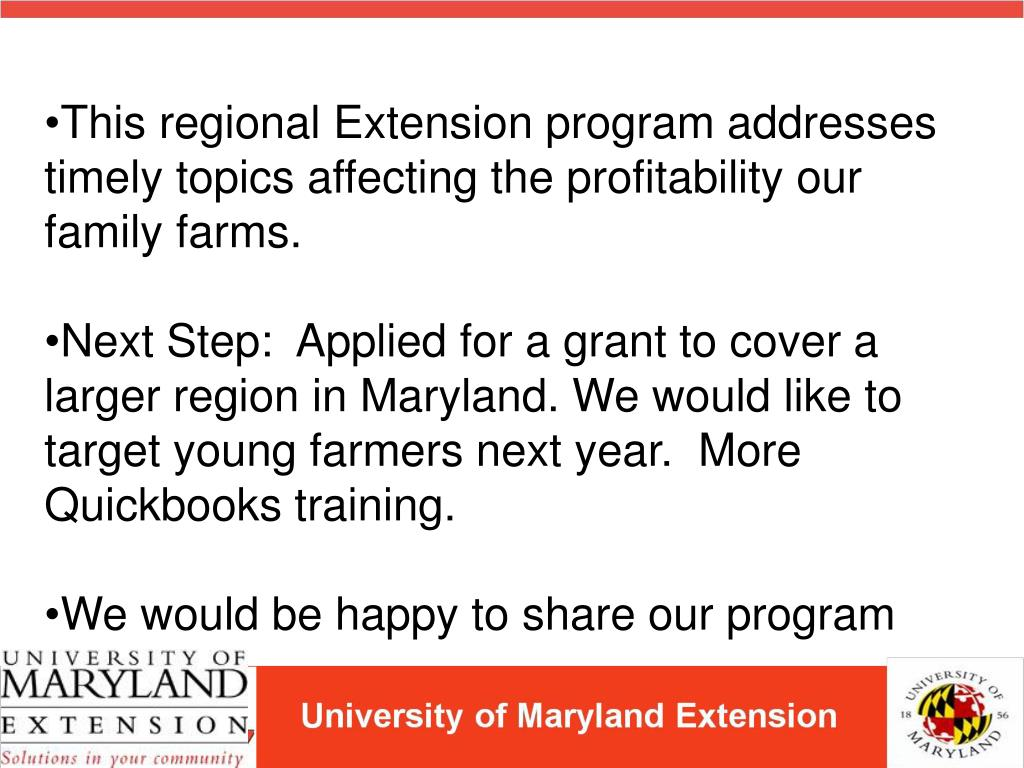 This regional Extension program addresses timely topics affecting the profitability our family farms.