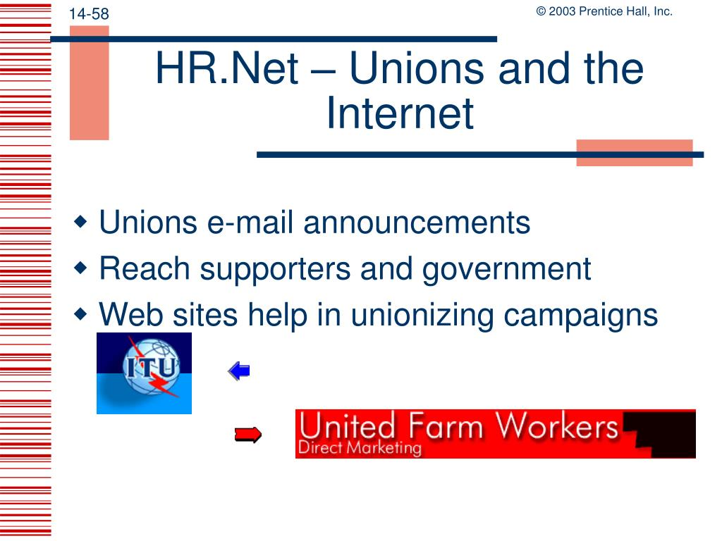 HR.Net – Unions and the Internet