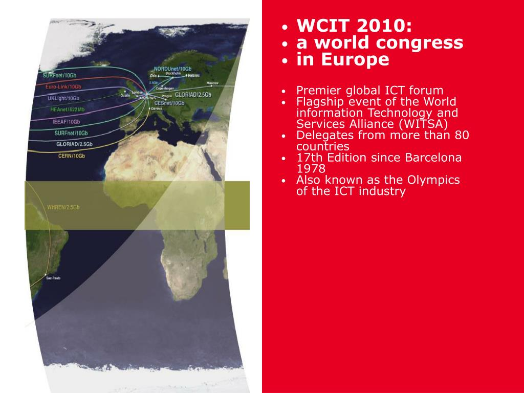 WCIT 2010: