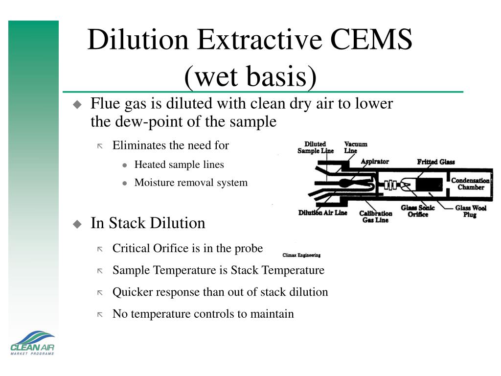 Dilution Extractive CEMS