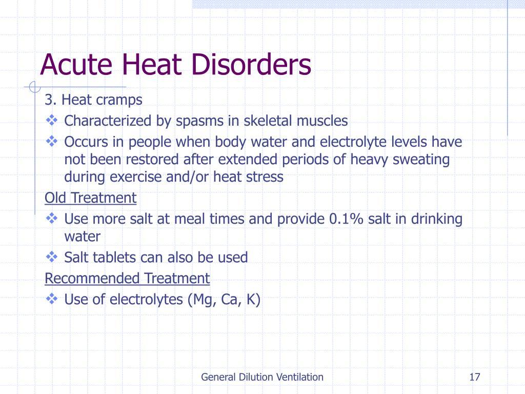 PPT - General Dilution Ventilation PowerPoint Presentation ...