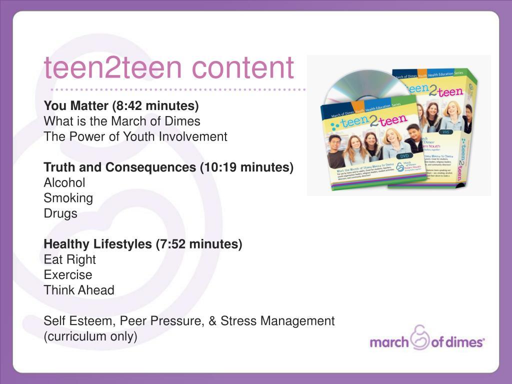 teen2teen content