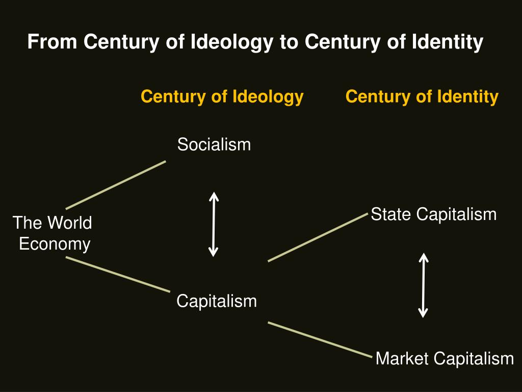 From Century of Ideology to Century of Identity