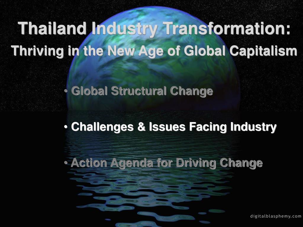 Thailand Industry