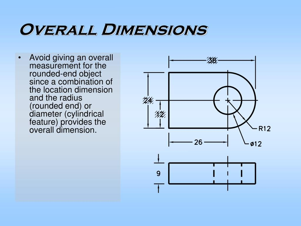 Overall Dimensions